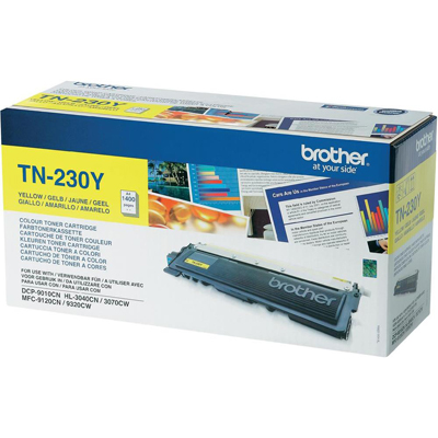 TONER LASER BROTHER TN230Y GIALLO