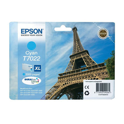 INK EPSON STYLUS T7022401 CIANO