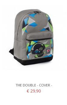 COVER BACKPACK SEVEN CROSSOVER GRIGIO